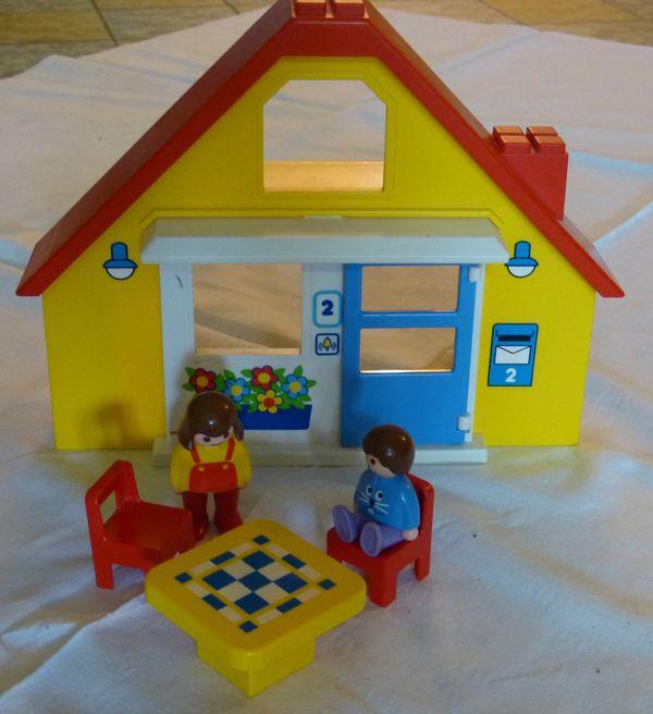 Playmobil 123 Haus Gebraucht Xdata Fr