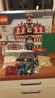Lego 10182 Cafe Corner 100