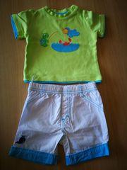 Short und Shirt von C