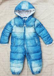 Schneeanzug für Junge