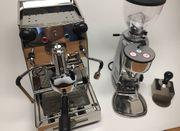 Kaffeemaschine BFC Junior plus Kaffeemühle