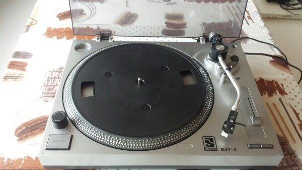 DJ - Plattenspieler 2 » DJ, Disco (Equipment)