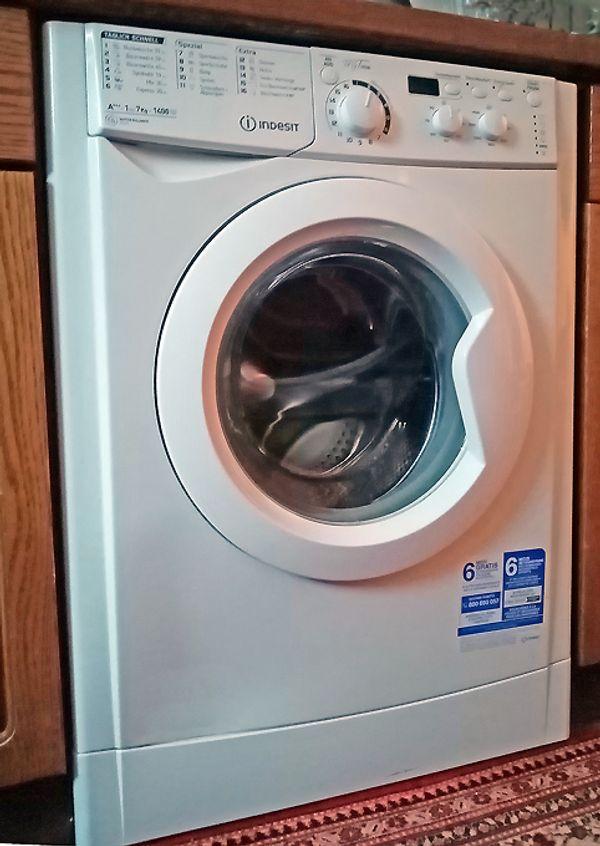 Indesit Waschmaschine Gunstig Gebraucht Kaufen Indesit
