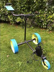 JuCad Carbon Drive Trolley mit