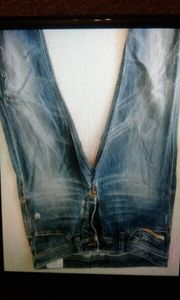 Diesel Herren Jeanshose Größe 31x32