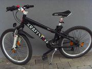 Kraftstoff Jugend Mountainbike 24 Zoll