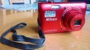 Digikamera Nikon Coolpix S3700