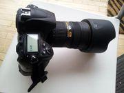 Nikon D700 Professionelles