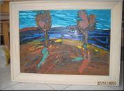 Gemälde von Valdis Buss Öl