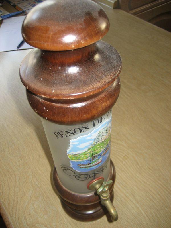 PENON DE IFACH CONAC Flasche