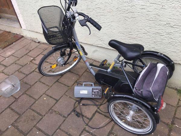 dreirad fahrrad gebraucht kaufen 3 st bis 75 g nstiger. Black Bedroom Furniture Sets. Home Design Ideas