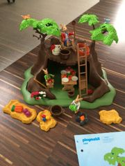 playmobil Hasenschule, Baumhaus