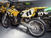 Suzuki RM 125 Motocross