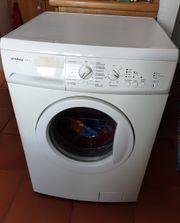 gut erhaltene voll funktionsfähige Waschmaschine
