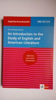 Englisch Anglistik Amerikanistik