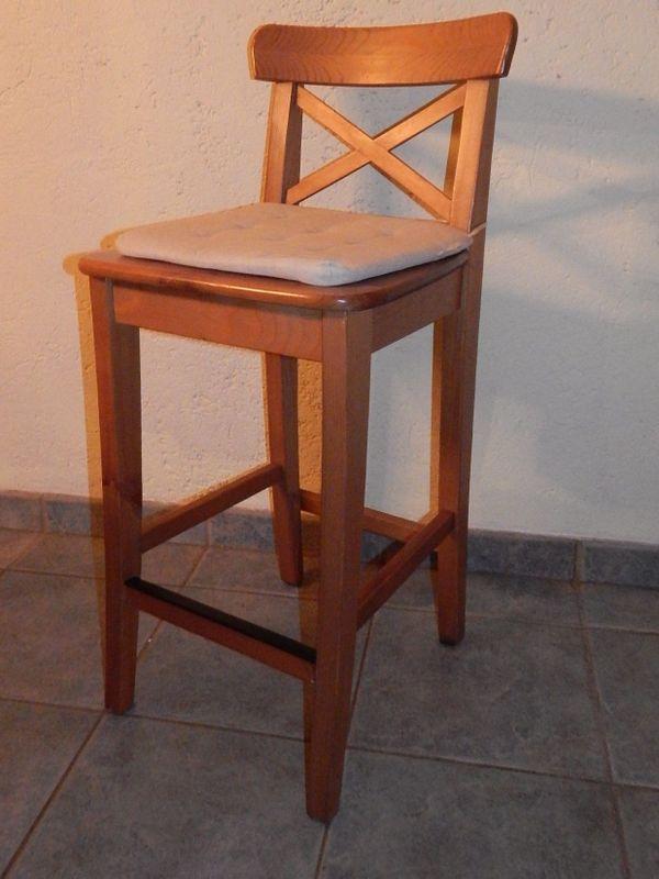 Barhocker Landhausstil barhocker im landhausstil aus holz in olbernhau küchenmöbel