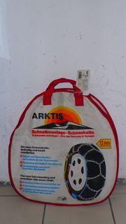Schneeketten ARKTIS 12mm Schnellmontage neu