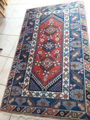 Handgeknöpfter türkischer Teppich