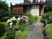 Gartengrundstück mit Massivbungalow