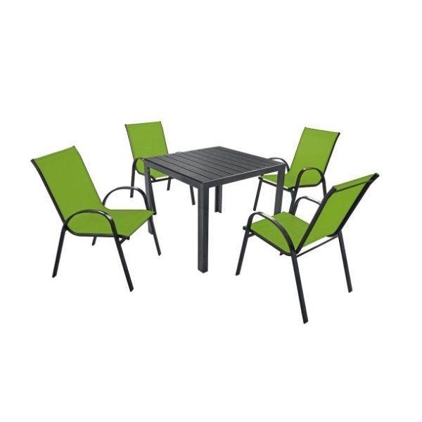 Tisch 90x90, Stühle und Auflagen in Frankenthal - Gartenmöbel kaufen ...