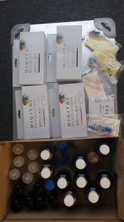 Farben - Refill-Kit für Druckerpatronen