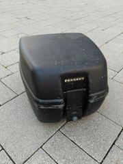 Topcase Koffer von Peugeot für