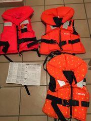 Aquaplay, Schlauchboot, Schwimmweste,