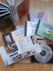15 CD-Klassiksammlung bedeutender Komponisten nur
