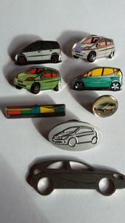 Mercedes-Benz Pins und Anstecker