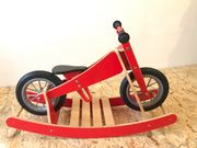 Bambino Bike Laufrad Wippe Schaukel