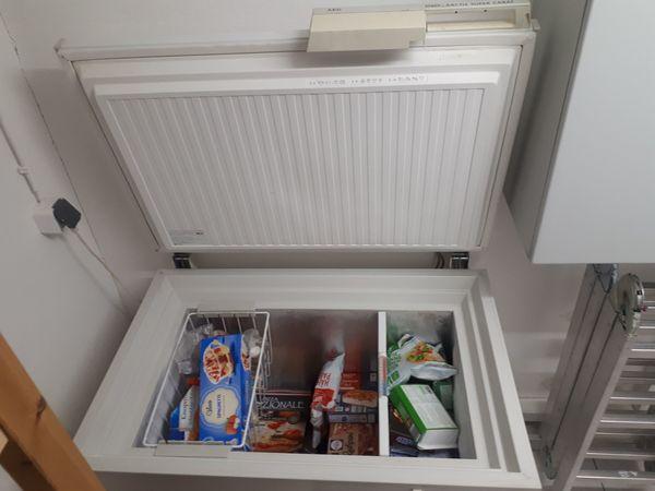 Aeg Kühlschrank Händler : Tadellos funktionierende tiefkühltruhe aeg Öko arctis super