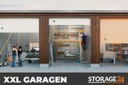Storage24 vermietet XXL-Garagen als Arbeits-
