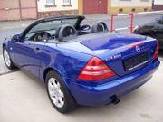 SUCHE Mercedes SLK R170 oder