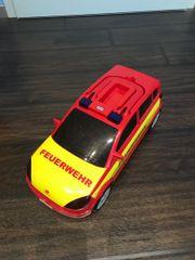 Feuerwehr Auto mit