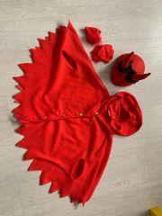 Kleinkind Teufel Kostüm