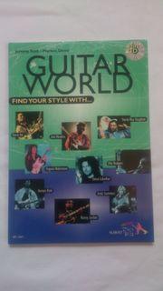 Guitar World - Gitarren