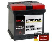 Langzeit 44Ah 12V Autobatterie