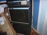 Acoustic Bassanlage usa