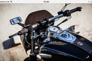 Harley Dyna Super