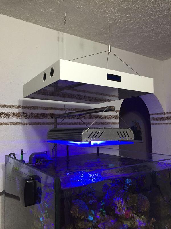 LED Meerwasser Aquarium Lampe