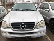 Mercedes-Benz ML 270CDI Automatik Klima