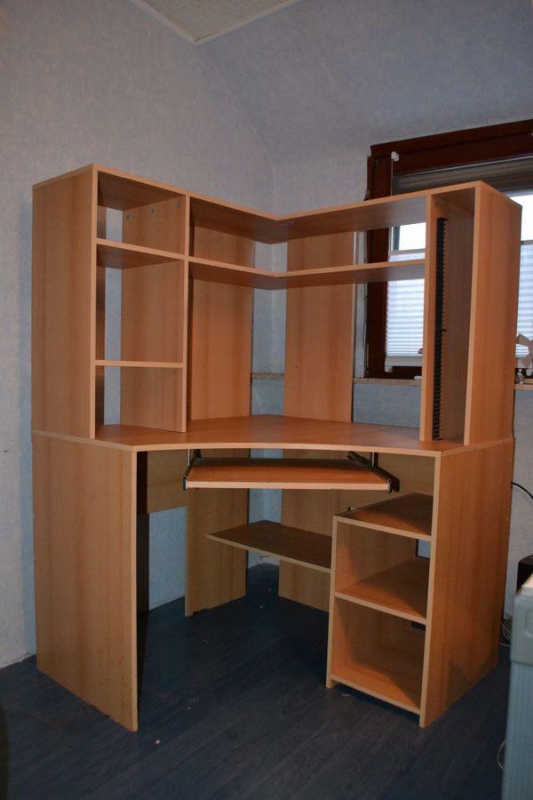 Computertisch kaufen computertisch gebraucht for Computertisch 1m breit