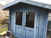 2 #Türen #Gartenhaus