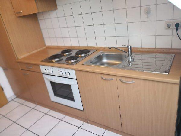 Küche zu verkaufen (inklusive Elektrogeräte) in Essen - Küchenmöbel ...