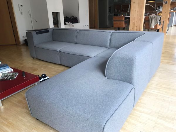 bo concept carmo ecksofa mit loungemodul in markt schwaben polster sessel couch kaufen und. Black Bedroom Furniture Sets. Home Design Ideas