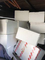 Styropor Box Kiste