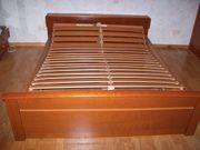 Bett Komfortbett mit verstellbarem HÜLSTA-Lattenrost