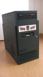 Retro-Gaming PC inkl Spiele und