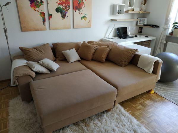 Wohnlandschaft Ecksofa Couch In Karlsruhe Polster Sessel