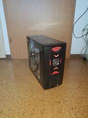 PC Computer mit DVD Brenner